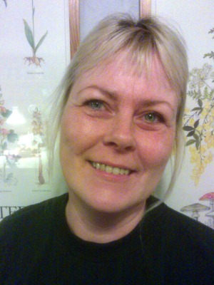 Åretsborger i Lysgård 2015 blev Anja Krems