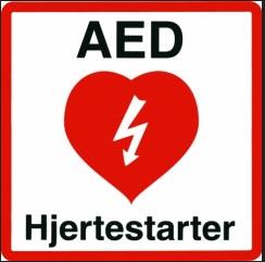 Hjertestarter i Lysgård