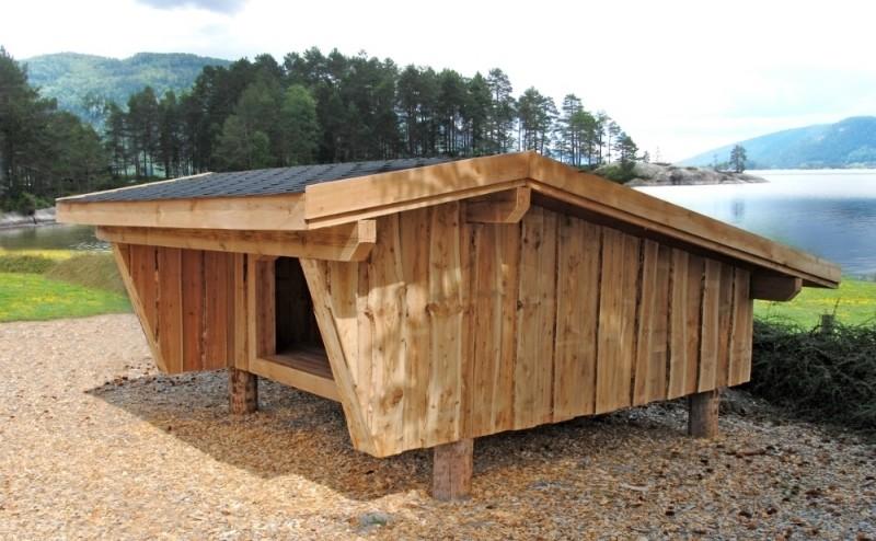 Shelter til Lysgård