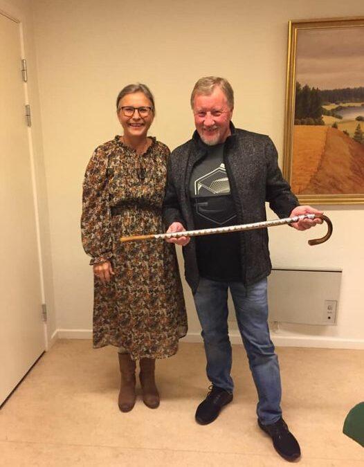 Årets borger i Lysgård 2021